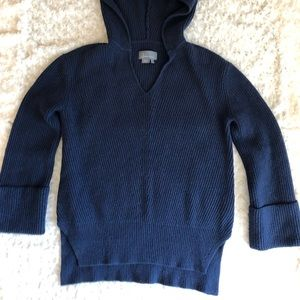 Anthroplogie Mens Knitted sweater w/ Hood Small